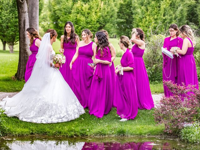 Il matrimonio di Manuel e Sara a Montichiari, Brescia 9