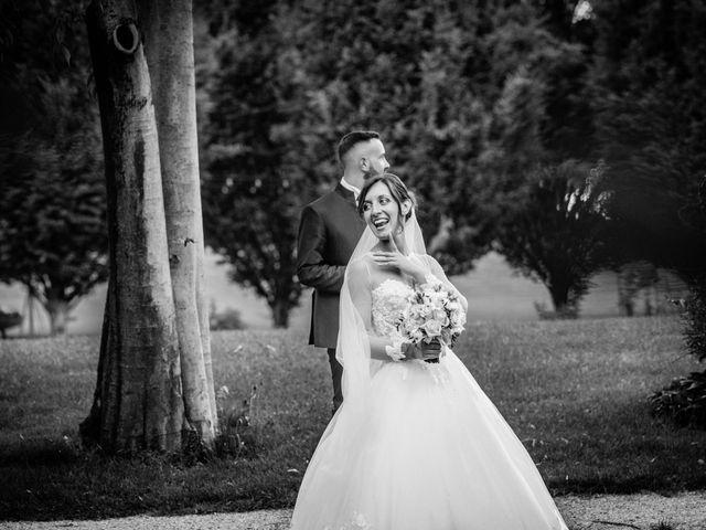 Il matrimonio di Manuel e Sara a Montichiari, Brescia 10