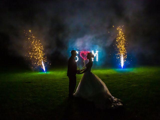 Il matrimonio di Manuel e Sara a Montichiari, Brescia 17