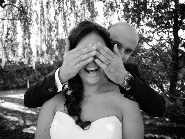 le nozze di Alessio e Vanessa