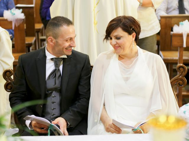 le nozze di Angelo Pio e Elena