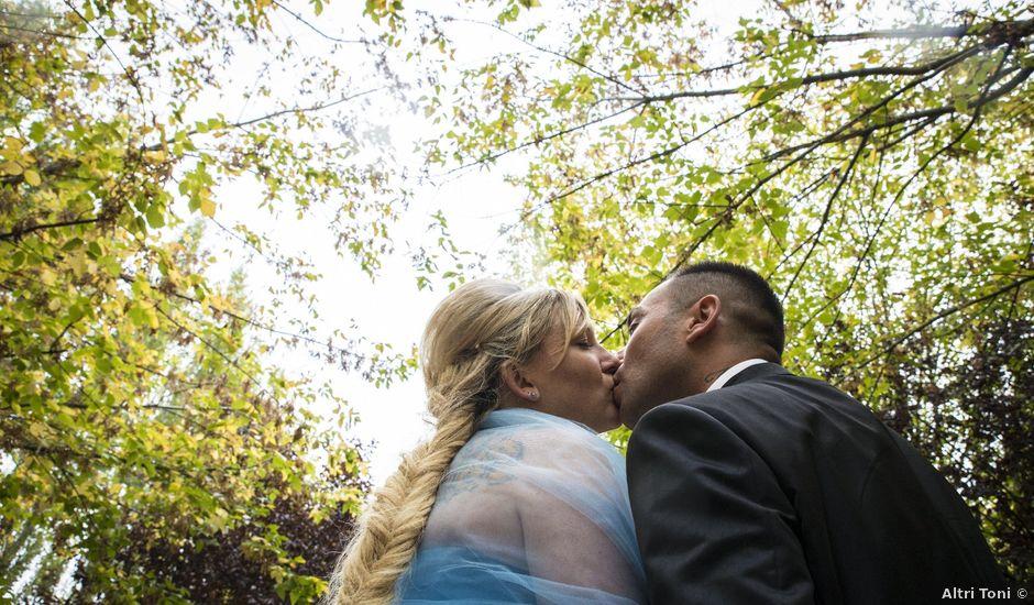 Il matrimonio di Davide e Sandy a San Felice sul Panaro, Modena