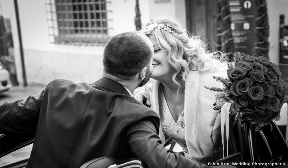 Il matrimonio di Misia e Andrea a Marciano della Chiana, Arezzo