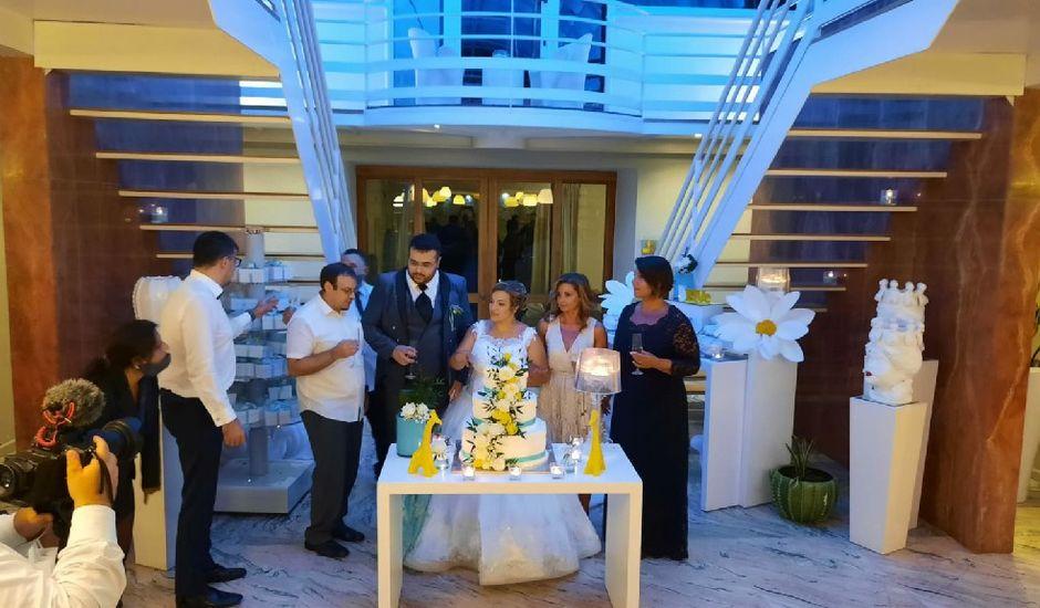 Il matrimonio di Davide e Cristina a Cava de' Tirreni, Salerno