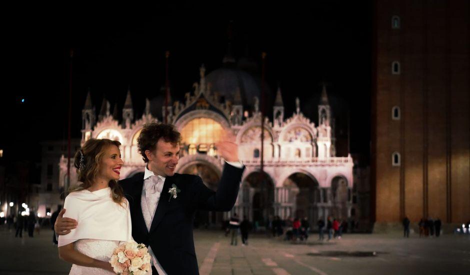 Il matrimonio di Cristiano e Ambra a Venezia, Venezia