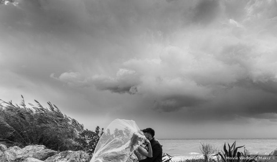 Il matrimonio di Ombretta e Glauco a Arenzano, Genova