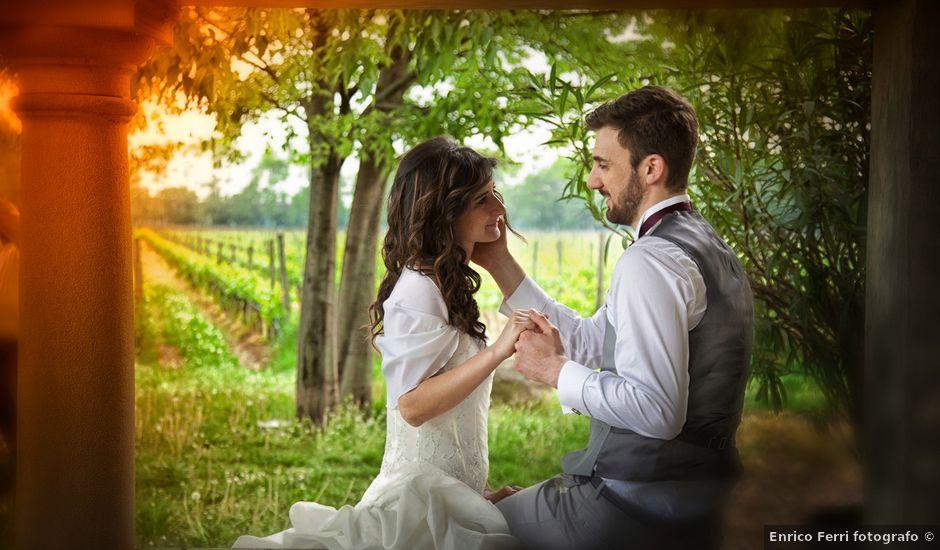 Il matrimonio di Gioele e Jessica a Brescia, Brescia