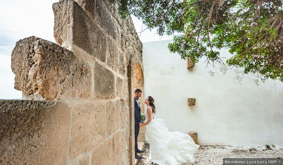 Il matrimonio di Graziano e Giada a Augusta, Siracusa