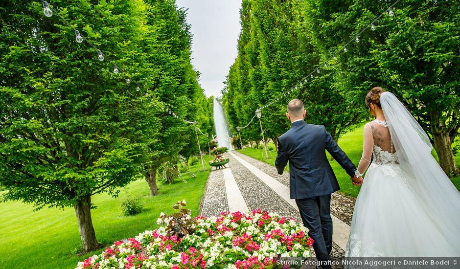 Il matrimonio di Manuel e Sara a Montichiari, Brescia