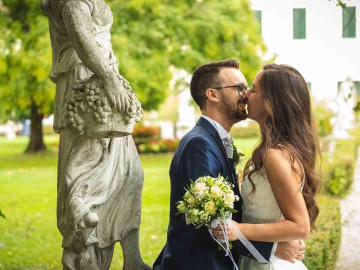 Le nozze di Giorgia e Samuele