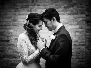 Le nozze di Maria Irene e Marco