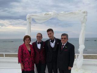 Le nozze di Mirko  e Vincenzo 1
