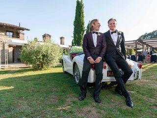 Le nozze di Giancarlo e Fulvio