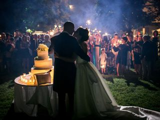 Le nozze di Chiara e Mattia