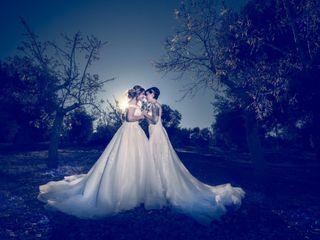 Le nozze di Florinda e Charlene