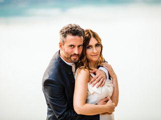 Le nozze di Monia e Mirko