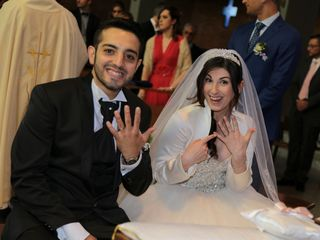 Le nozze di Francesca e Anthony