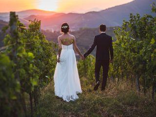 Le nozze di Benedetta e Angelo