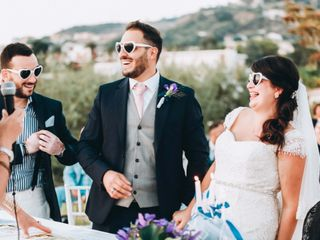 Le nozze di Enrico e Luana