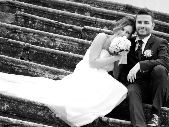 Le nozze di Greta e Emiliano