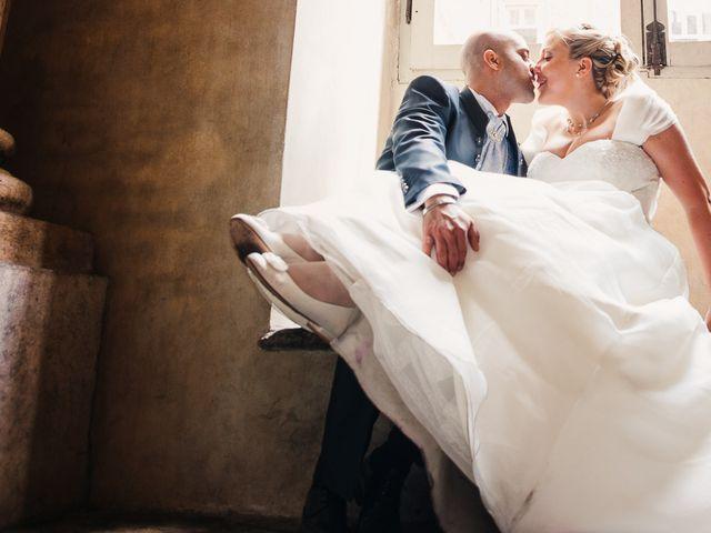 Il matrimonio di Giovanni e Serena a Torino, Torino 1