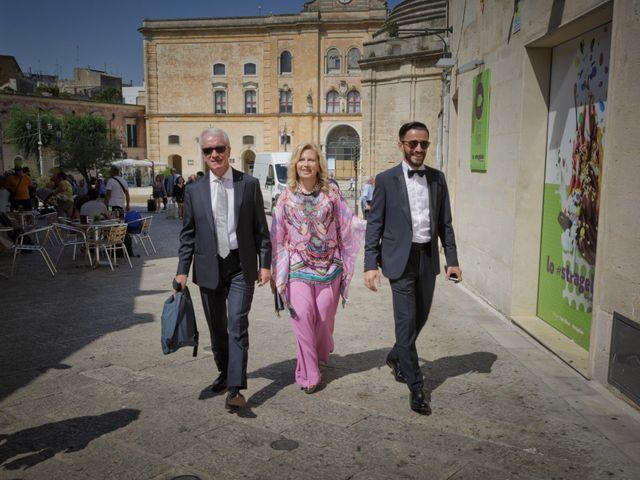 Il matrimonio di Alessandro e Rossella a Matera, Matera 12
