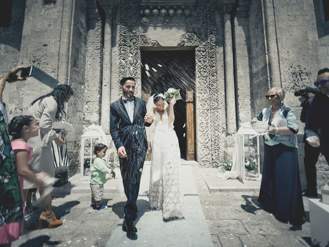 Il matrimonio di Alessandro e Rossella a Matera, Matera 24