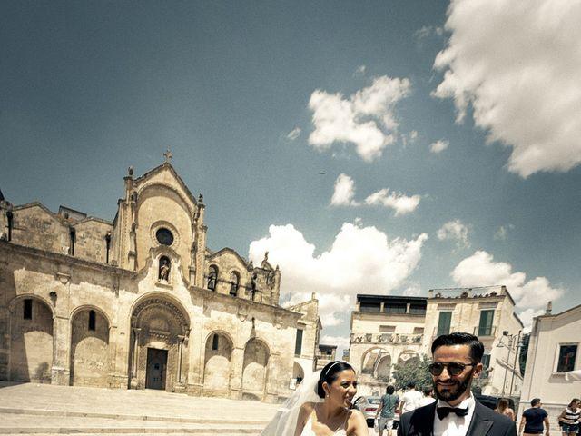 Il matrimonio di Alessandro e Rossella a Matera, Matera 27