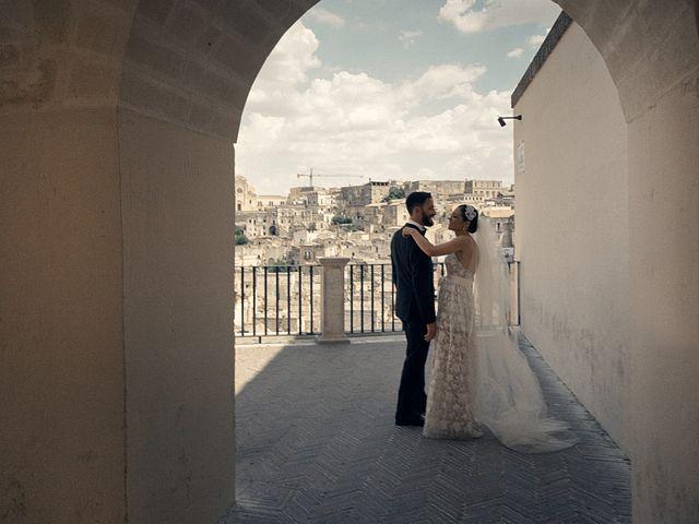 Il matrimonio di Alessandro e Rossella a Matera, Matera 30