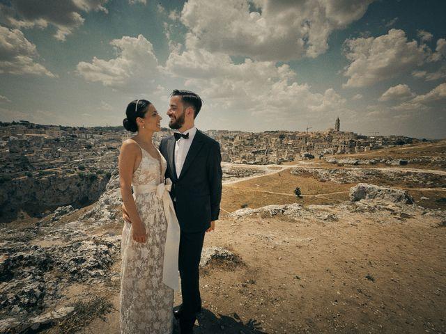 Il matrimonio di Alessandro e Rossella a Matera, Matera 33