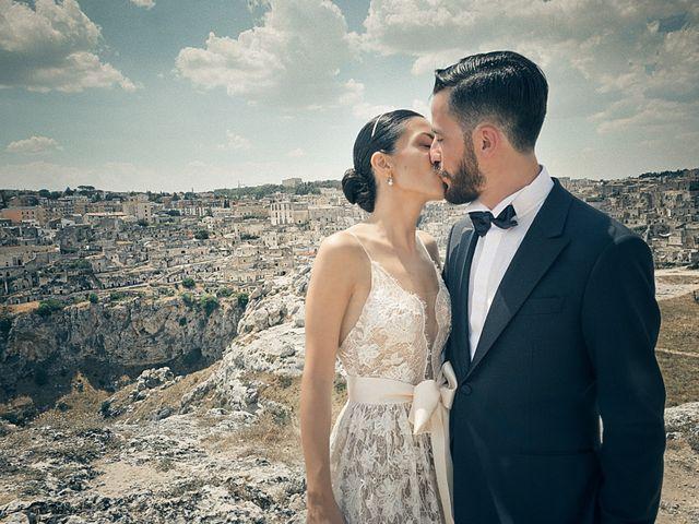 Il matrimonio di Alessandro e Rossella a Matera, Matera 2
