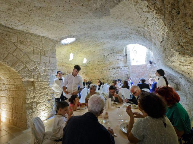Il matrimonio di Alessandro e Rossella a Matera, Matera 39