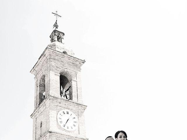 Il matrimonio di Roberto e Laura a Fermo, Fermo 24
