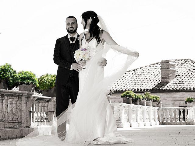 Il matrimonio di Roberto e Laura a Fermo, Fermo 26