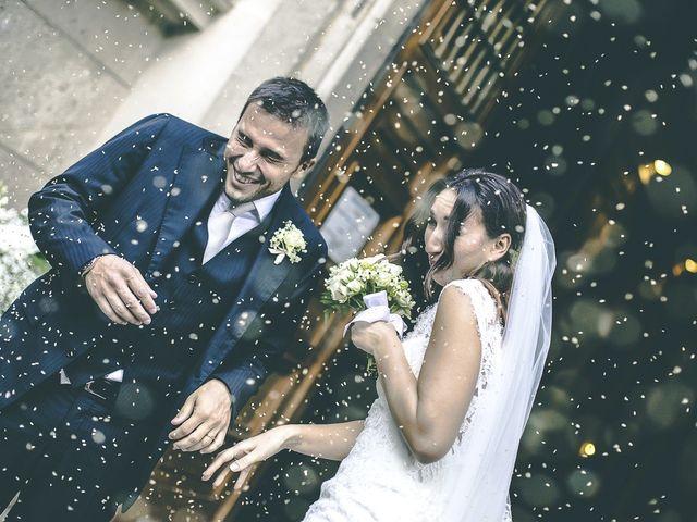 Il matrimonio di Jessica e Claudio a Milano, Milano 9