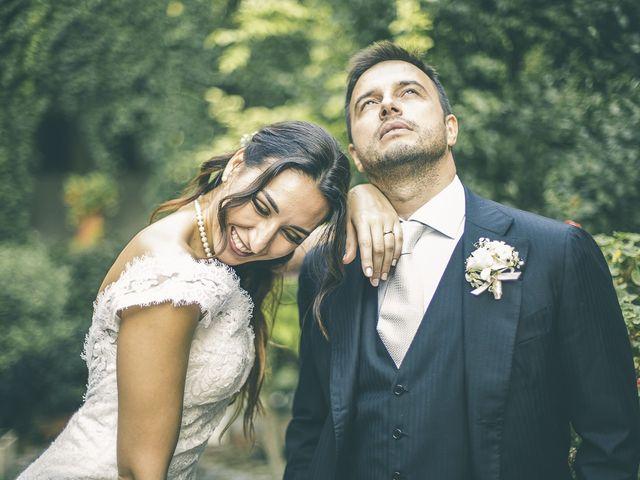 Il matrimonio di Jessica e Claudio a Milano, Milano 12