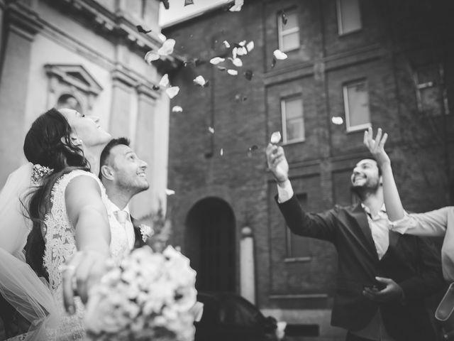 Il matrimonio di Jessica e Claudio a Milano, Milano 27