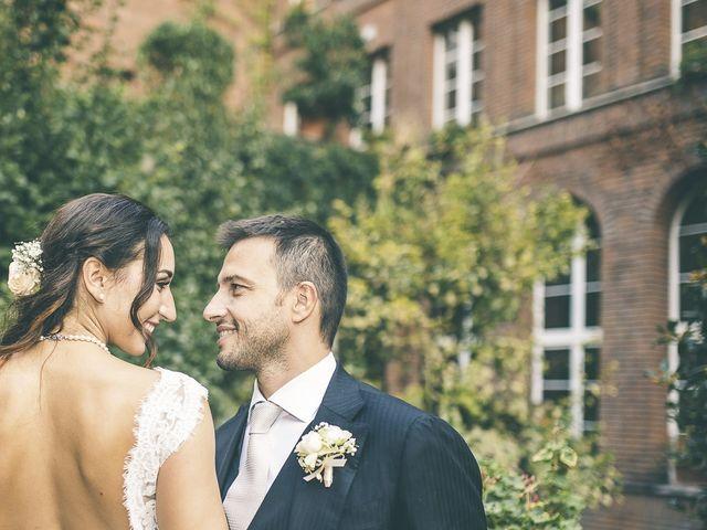 Il matrimonio di Jessica e Claudio a Milano, Milano 33
