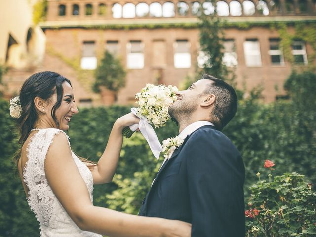 Il matrimonio di Jessica e Claudio a Milano, Milano 34