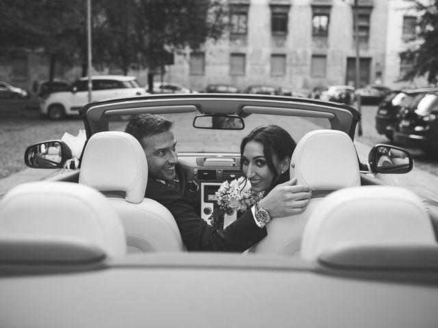 Il matrimonio di Jessica e Claudio a Milano, Milano 37