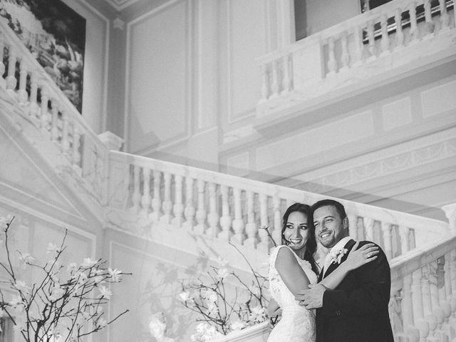 Il matrimonio di Jessica e Claudio a Milano, Milano 41
