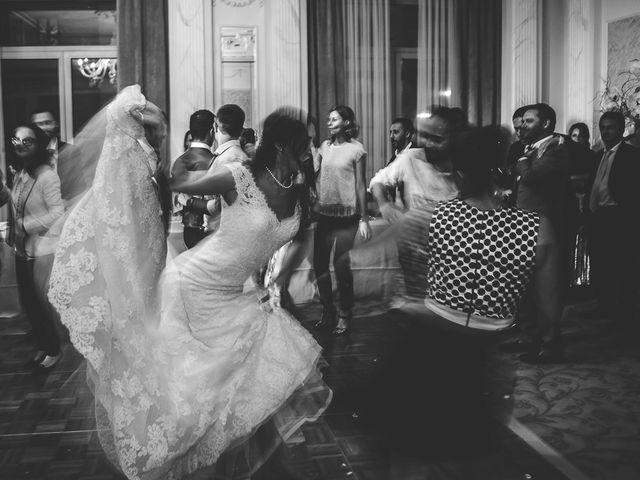 Il matrimonio di Jessica e Claudio a Milano, Milano 47