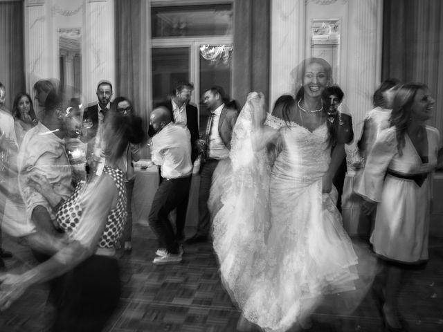 Il matrimonio di Jessica e Claudio a Milano, Milano 48
