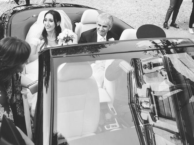 Il matrimonio di Jessica e Claudio a Milano, Milano 54