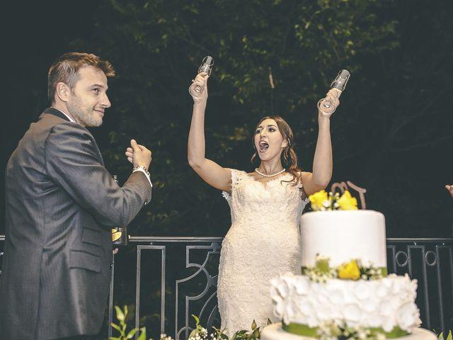 Il matrimonio di Jessica e Claudio a Milano, Milano 60