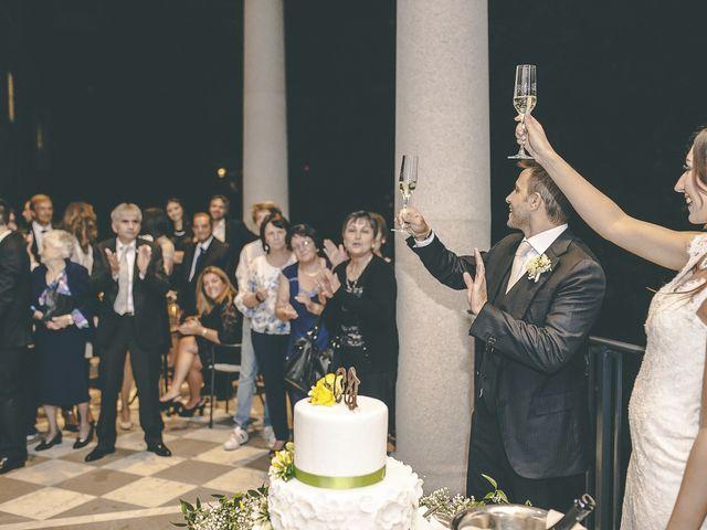Il matrimonio di Jessica e Claudio a Milano, Milano 61