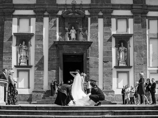 Il matrimonio di Rocco e Azzurra a Grosio, Sondrio 9