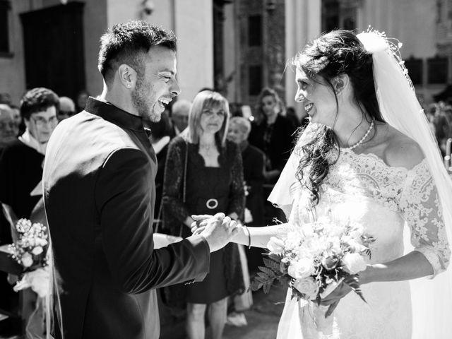 Il matrimonio di Rocco e Azzurra a Grosio, Sondrio 10