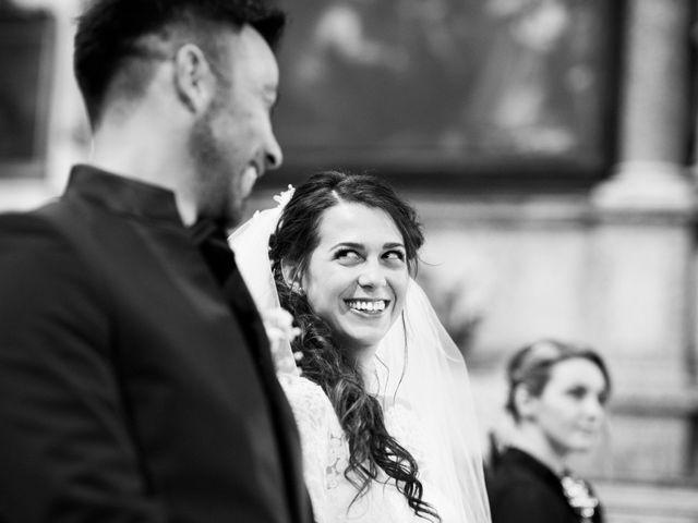 Il matrimonio di Rocco e Azzurra a Grosio, Sondrio 11