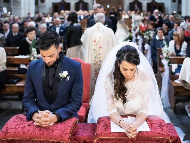Il matrimonio di Rocco e Azzurra a Grosio, Sondrio 12